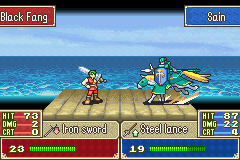 Fire Emblem - Sain The Paliden - User Screenshot